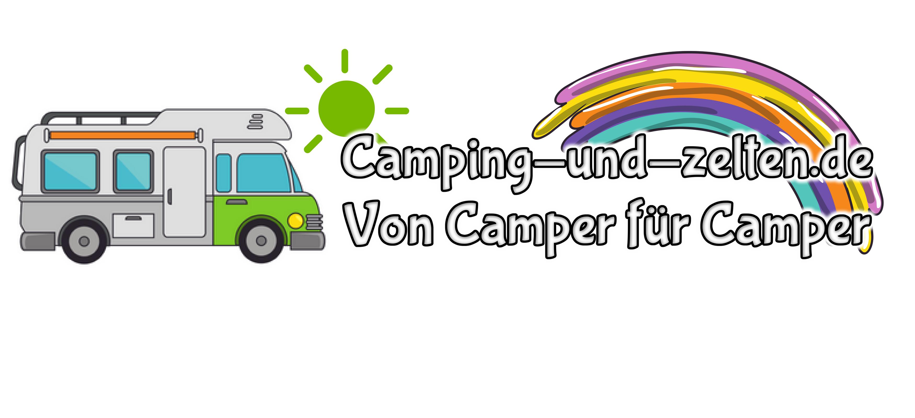 Camping und Zelten