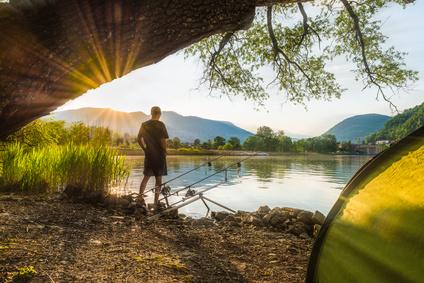 865945277d64a2 ᑕ❶ᑐ Camping und Angeln direkt am Wasser in Bayern - Unsere Tipps