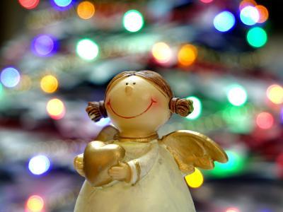 weihnachtsengel als geschenk für camper